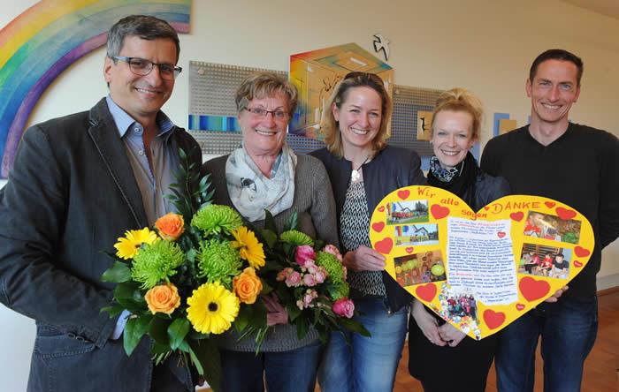 Vorstand des Fördervereins Kinder- und Jugenddorf Regenbogen